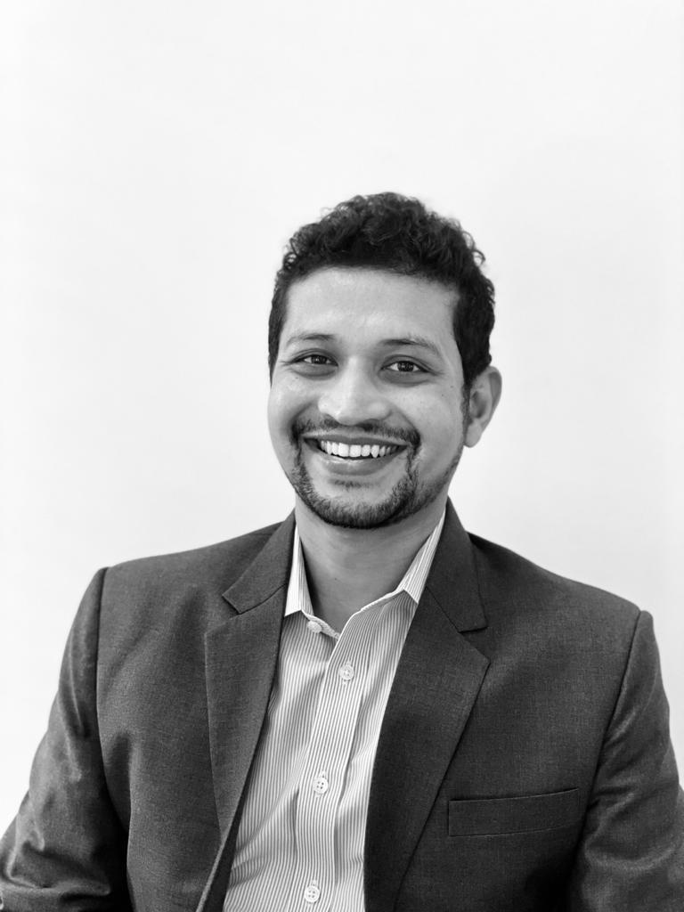 Parth Patel, Co-Founder